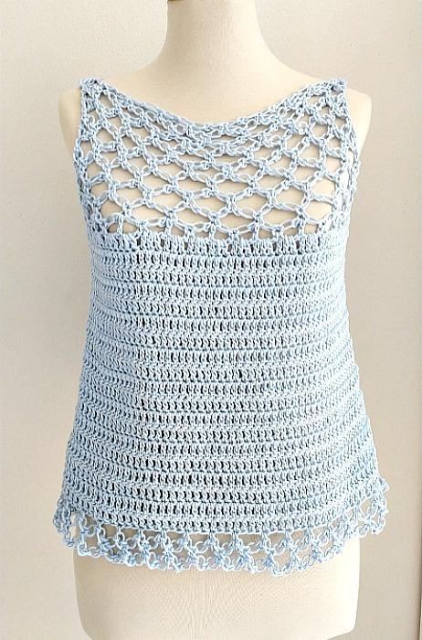 Blusa Salomón A Crochet Handwork Diy